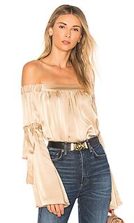 Блуза с открытыми плечами delia - LAcademie