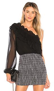 Блуза на одно плечо the remi - LAcademie