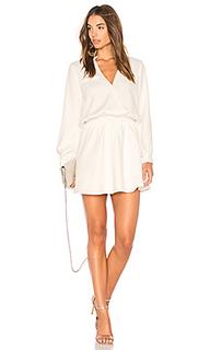 Платье с длинным рукавом marais - Line & Dot