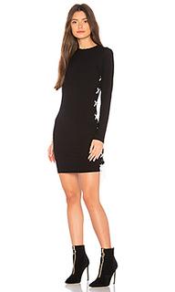 Платье с длинным рукавом ruby - LNA