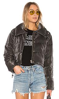 Короткая стеганая куртка dee - Lovers + Friends