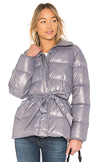 Стеганая куртка с завязывающимся поясом cold night - Lovers + Friends
