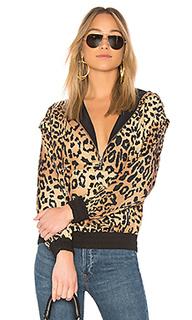 Пуловер с животным принтом 554 - LPA