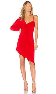 Платье с запахом - Michelle Mason