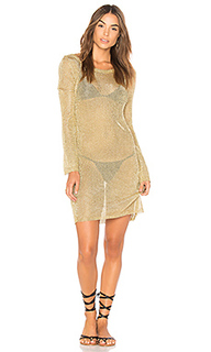 Платье-накидка stay golden - MINKPINK