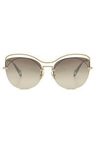 Солнцезащитные очки scenique evolution - Miu Miu