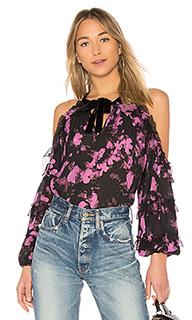 Блуза с открытыми плечами honey combo - Parker