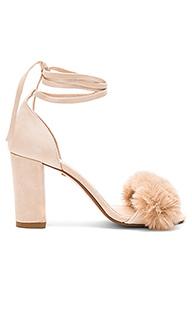 Туфли с искусственным мехом lacey - RAYE