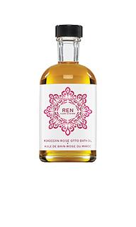 Масло для ванны moroccan rose - REN Skincare