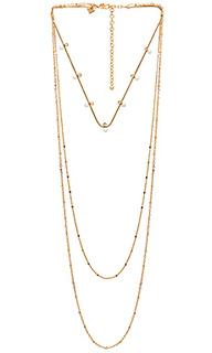 Ожерелье с несколькими цепочками - Rebecca Minkoff