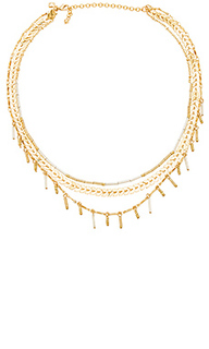 Многослойное ожерелье - Rebecca Minkoff