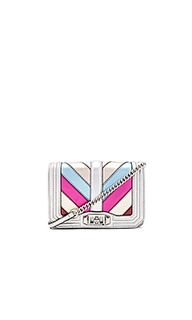 Сумка small love patchwork - Rebecca Minkoff