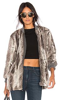 Куртка из искусственного меха gramercy - Splendid
