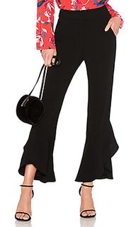 Расклешенные брюки monique - Tanya Taylor