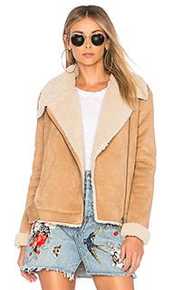 Пальто из искусственного меха griffin - Tularosa