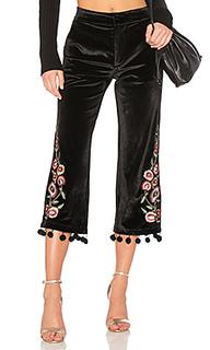 Бархатные брюки hunnington - Tularosa