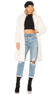 Пальто из искусственного меха de la cream - Unreal Fur