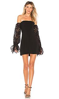Платье с открытыми плечами mimi - X by NBD