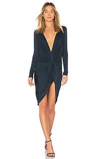 Платье с длинным рукавом adele - Young Fabulous & Broke