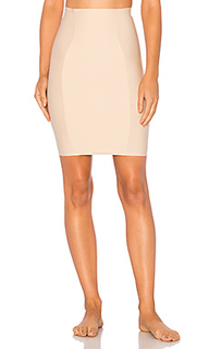 Корректирующая нижняя юбка с высоким поясом hidden curves - Yummie by Heather Thomson