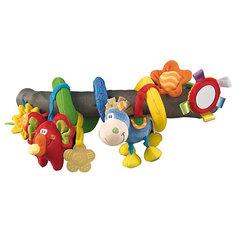 "Мягкая игрушка-подвеска ""Toy box"", Playgro"