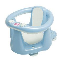 Сиденье в ванну Flipper Evolution, OK Baby, светло-голубой