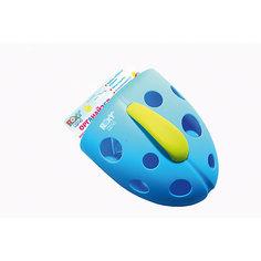 Органайзер для игрушек на присоске, Roxy-Kids, голубой