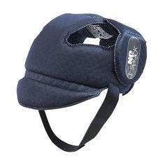 Противоударный шлем No Shock, Ok Baby, синий