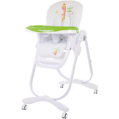 Стульчик для кормления Trona, Baby Care, зеленый