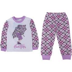 Пижама для девочки Апрель