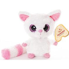 Мягкая игрушка Лисица Фенек, 12см, Юху и друзья, AURORA