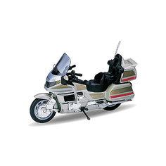 Модель мотоцикла 1:18 Honda Gold Wing, Welly