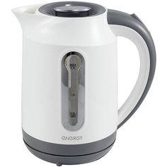Чайник E-210 (1,7 л, диск), Energy, белый