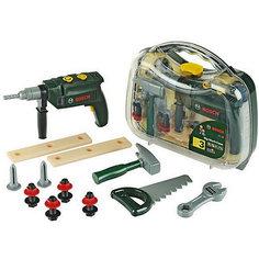 Набор инструментов с дрелью Bosch, Klein