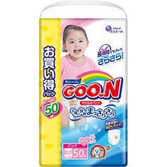 Подгузники-трусики для девочек ULTRA JUMBO PACK, XL 12-20 кг., 50 шт., Goon