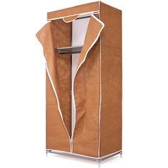 Тканевый шкаф Кармэн, Homsu. Коричневый