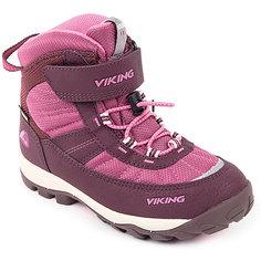 Ботинки Sludd EL/VEL GTX Viking для девочки
