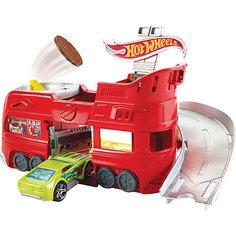 Трансформирующийся игровой набор Ghost Garage  Hot Wheels Mattel