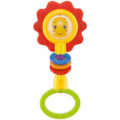 """Погремушка Happy Baby """"Flower Twist"""""""