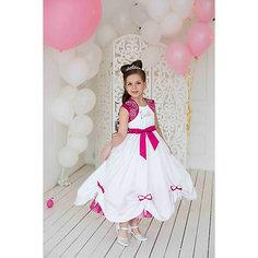 Платье нарядное Barbie™ для девочки Unona