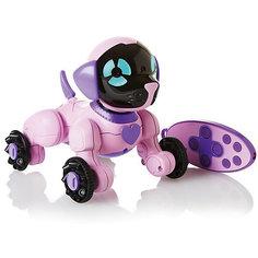 Интерактивная игрушка Wowwee Собачка Чиппи, розовая