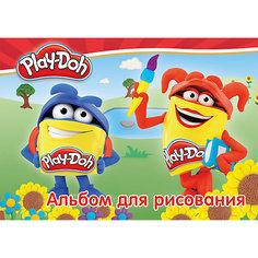 """Альбом для рисования Академия Групп """"Play-Doh"""", 40 листов"""
