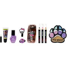 Monster High Игровой набор детской декоративной косметики Clawdeen Markwins