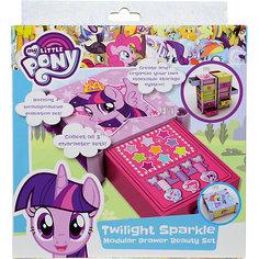 My Little Pony Игровой набор детской декоративной косметики для губ и ногтей Markwins