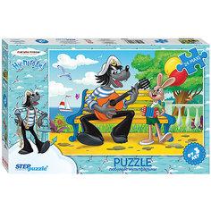 """Пазл Maxi Step Puzzle """"Ну, погоди!"""", 24 элемента"""