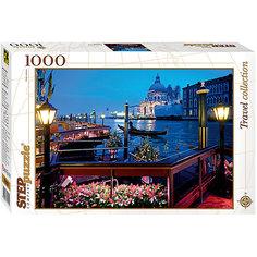 """Пазл Step Puzzle """"Италия. Венеция"""", 1000 элементов"""