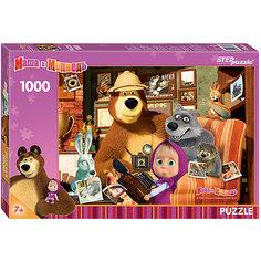 "Пазл Step Puzzle ""Маша и Медведь"", 1000 элементов"