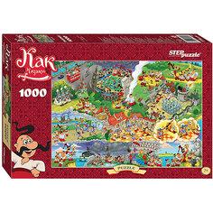 "Пазл Step Puzzle ""Как казаки..."", 1000 элементов"