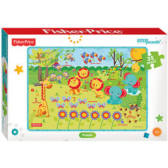"Пазл Maxi Step Puzzle ""Fisher Price"", 35 элементов"