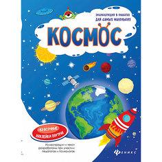 Космос: книжка-плакат Fenix